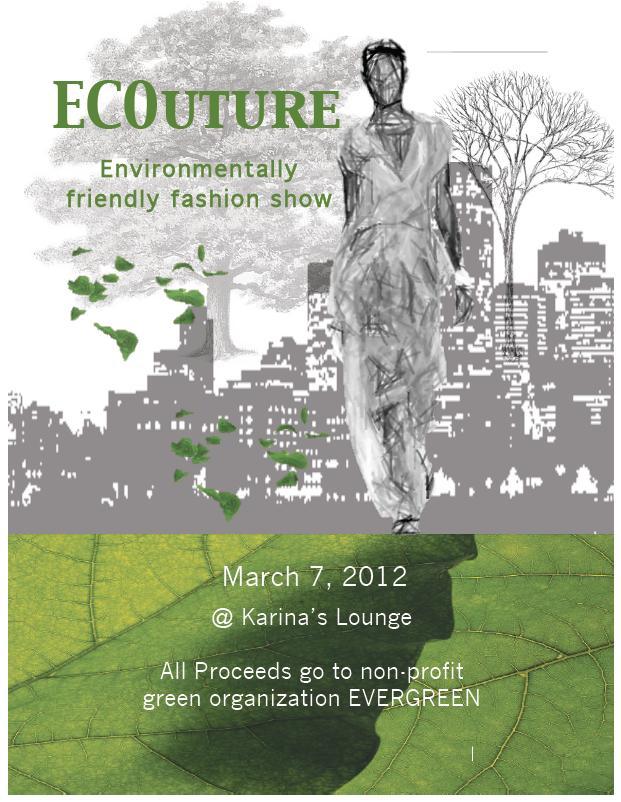 ECOuture - Montreal Fashion Show