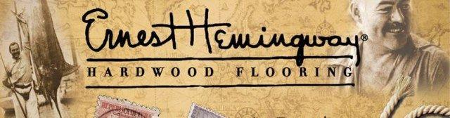 Ernest Hemingway Hardwood Floors