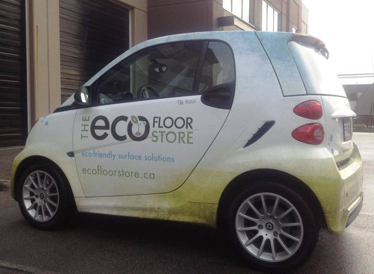 Eco Floor Store SMART Car