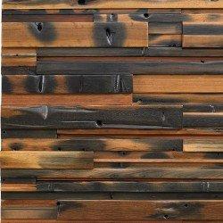 reclaimed boat wood wall tiles