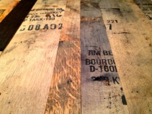 Whiskey and Bourbon Barrel Wood Hardwood Floors
