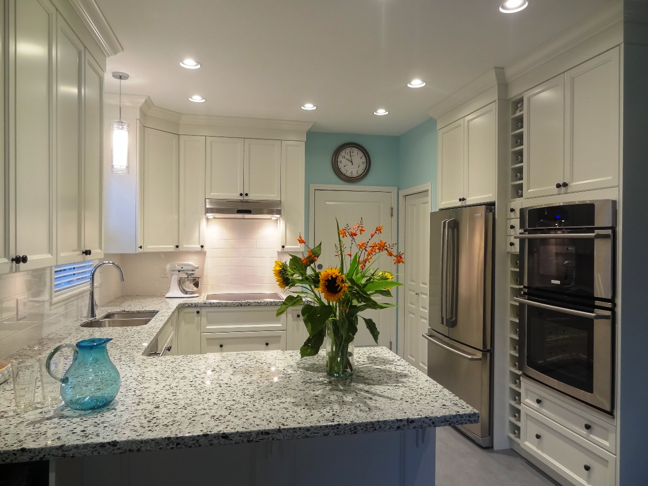 All Wood Kitchen Cabinets Surrey Bc