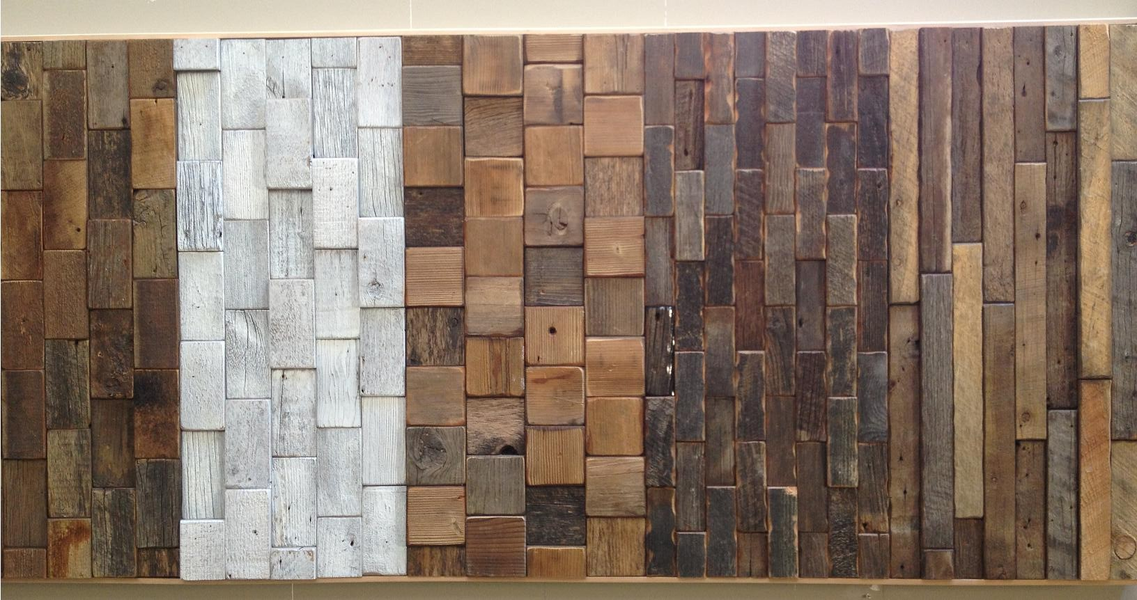 E&S Wood Wall Tiles - The Eco Floor Store