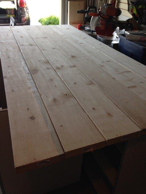 Custom Built Dining Table
