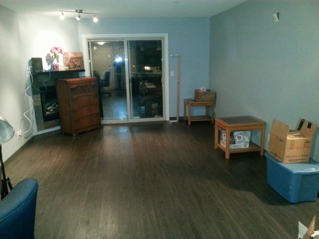 Vinyl Plank Floors - Installation Abbotsford