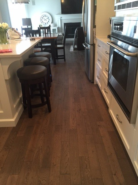 Engineered Hardwood Floors in Langley