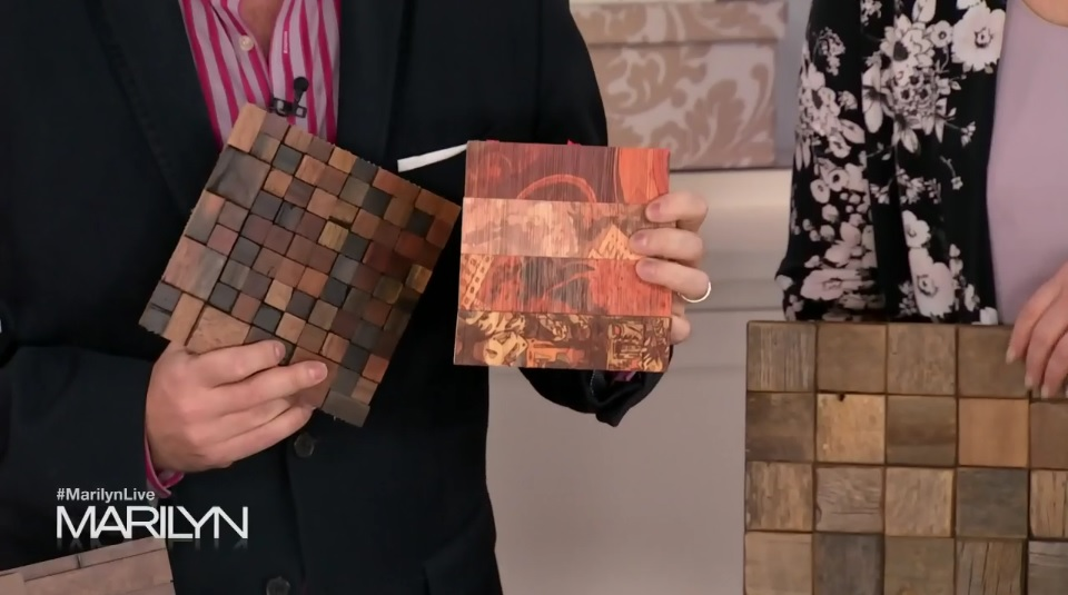 The Marilyn Denis Show, Wow with Wood