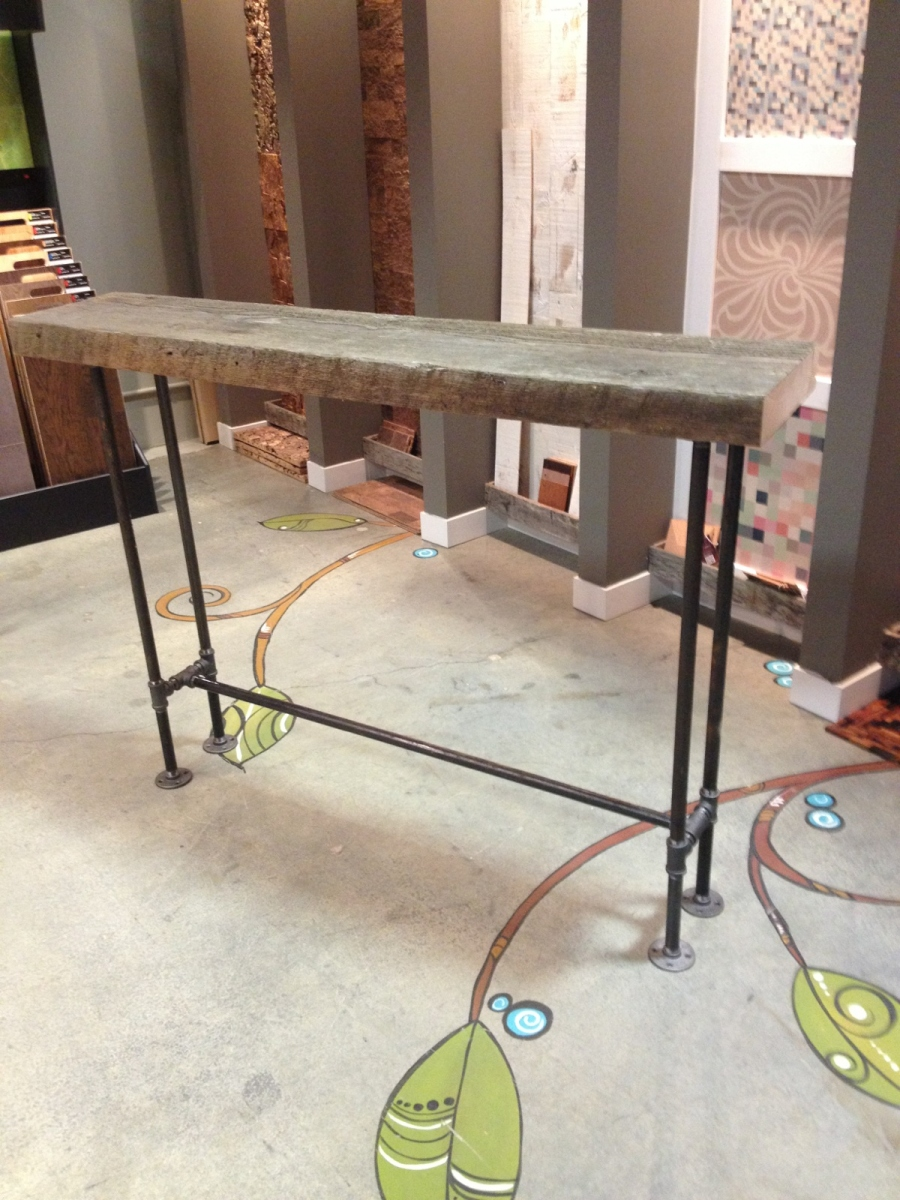 Eco Surfaces Gallery, Sofa Tables