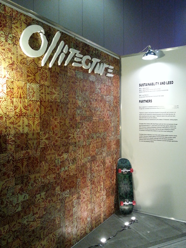 Ollie Tiles by Ollitecture