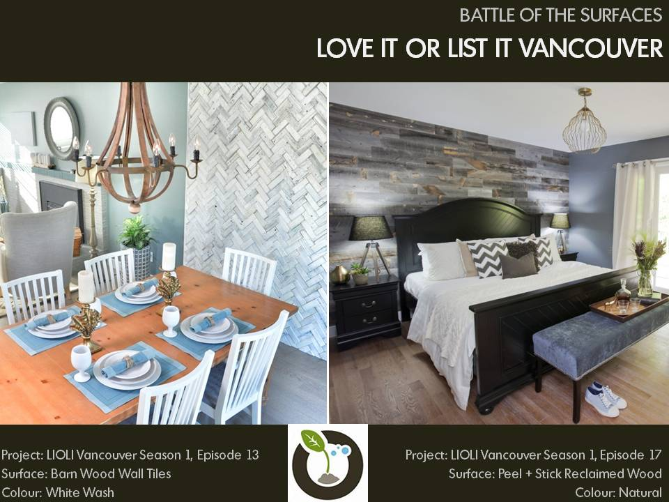Battle of the Surfaces - Love It or List It Vancouver