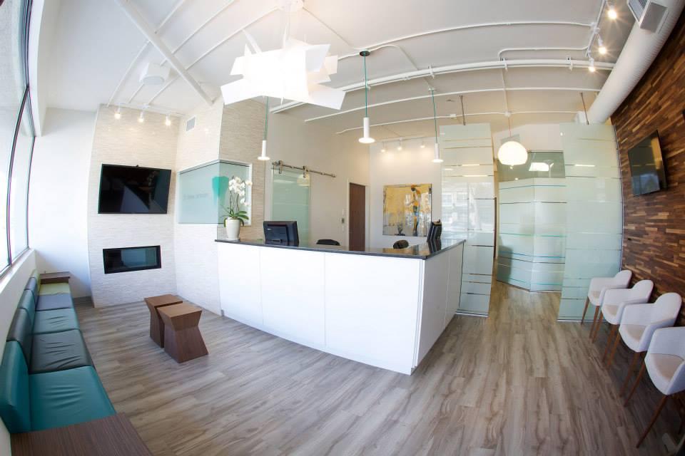 St. Johnson Dental Office, Begrand Fast Design, Kelowna