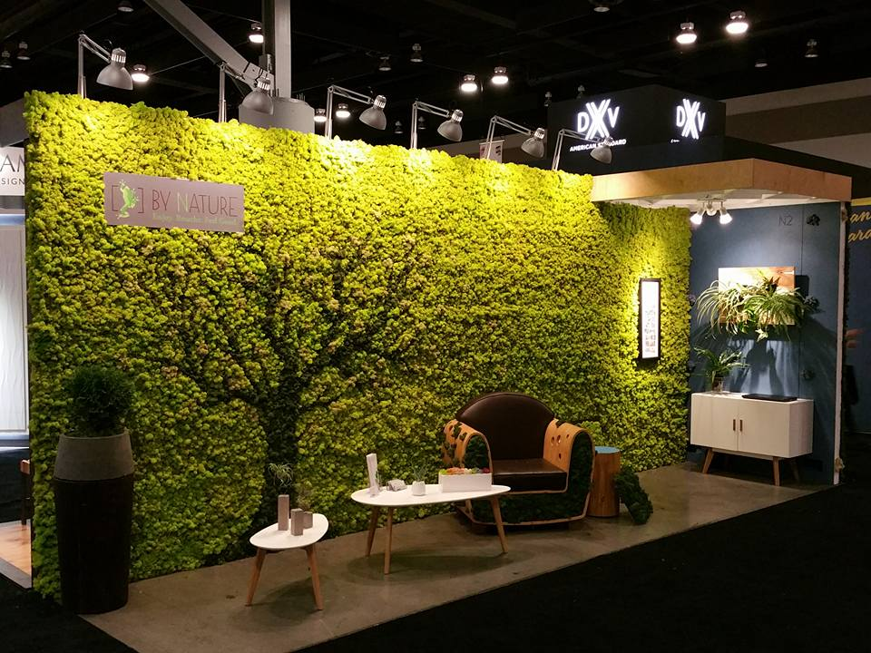 By Nature Design, Mossart Walls