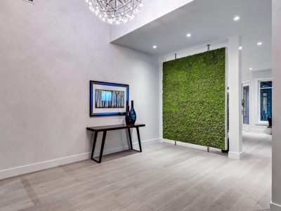 MOSS WALL - SALIM RESIDENTIAL