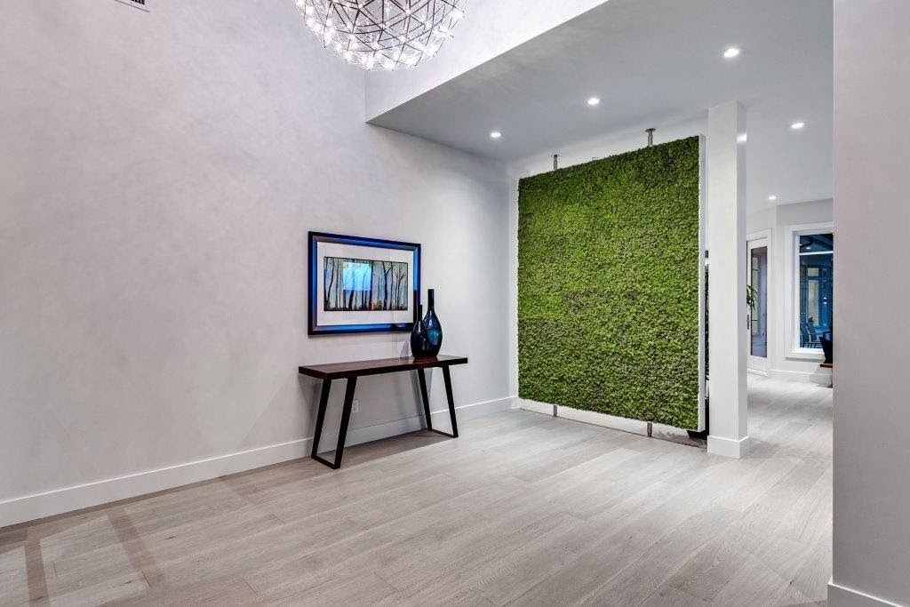Moss walls eco floor store flooring wall surfaces for Eco floor