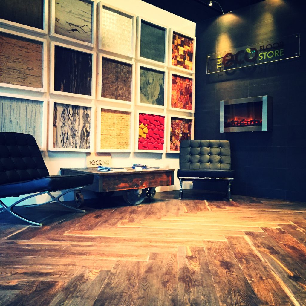 Eco Floor Store Design Showroom in Surrey, BC