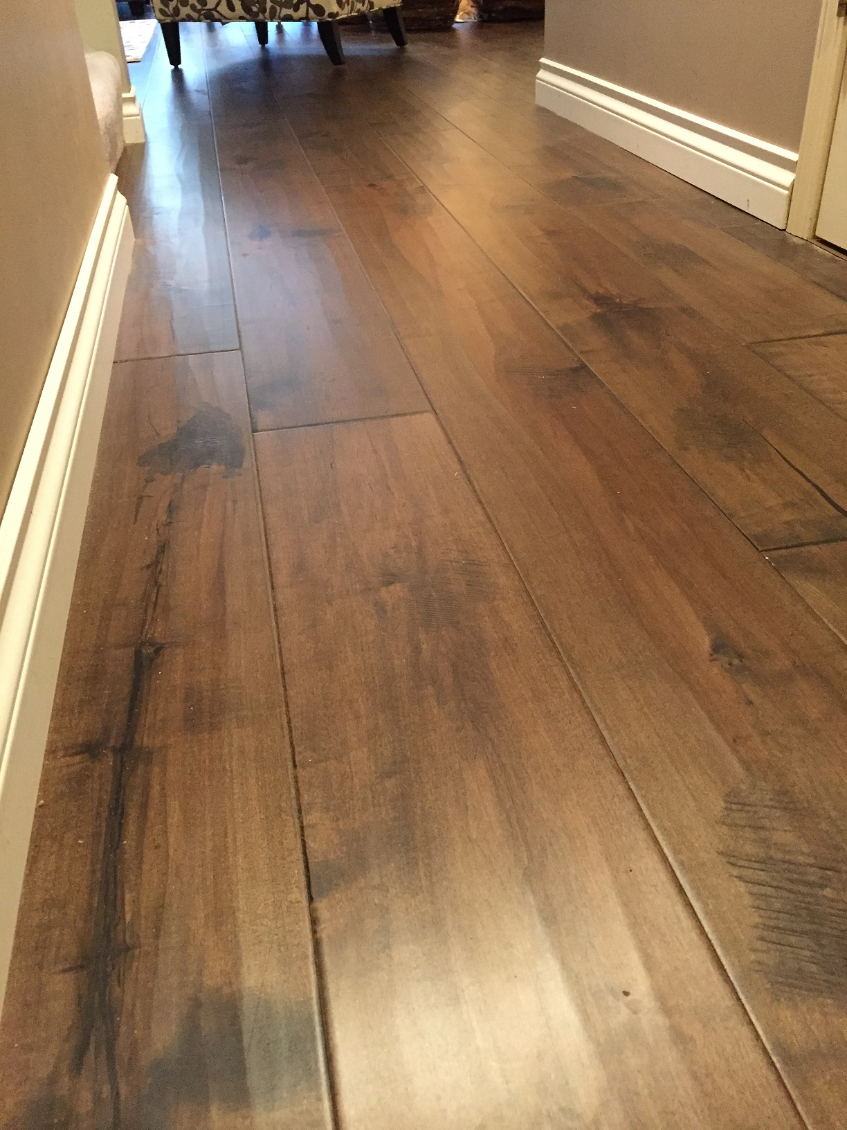 For the holidays engineered hardwood eco floor store for Floor to the floor