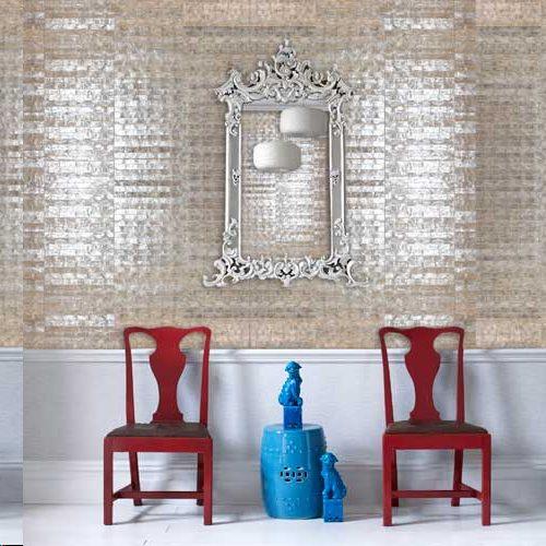 Capiz Shell Wallpaper Eco Floor Store Flooring Amp Wall