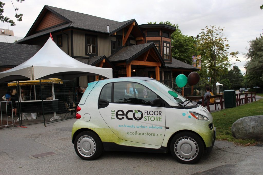 The Eco Floor Store Event Vancouver